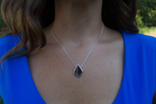 Large Floe Necklace